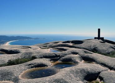 Subida Monte Pindo (A Moa)