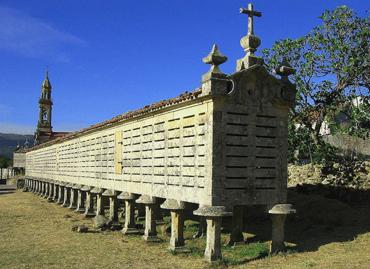 Hórreo de Carnota
