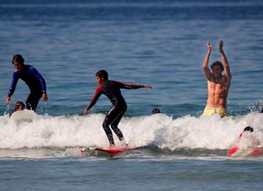 Surf Costa da Morte